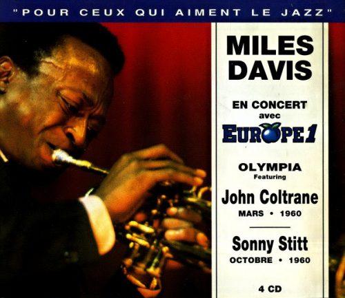 Pochette de disque du concert qui a eu lieu à l'Olympia le 21 mars 1960