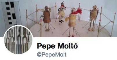 Twitter: @PepeMolt