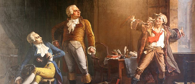 Pierre Michon, la Terreur et le poney Robespierre