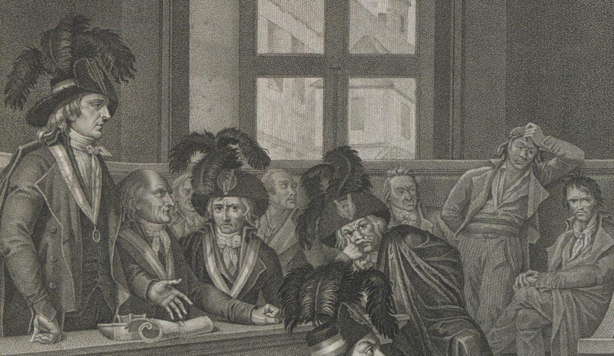 Un inventeur de la Terreur: Joachim Vilate