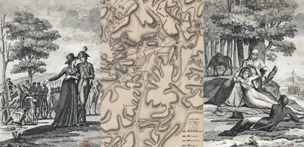 Roman et histoire: la Révolution d'Émilie et de François Emmanuel Toulongeon
