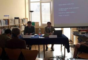 Conférence de M. J. Berlioz 15.5.2015
