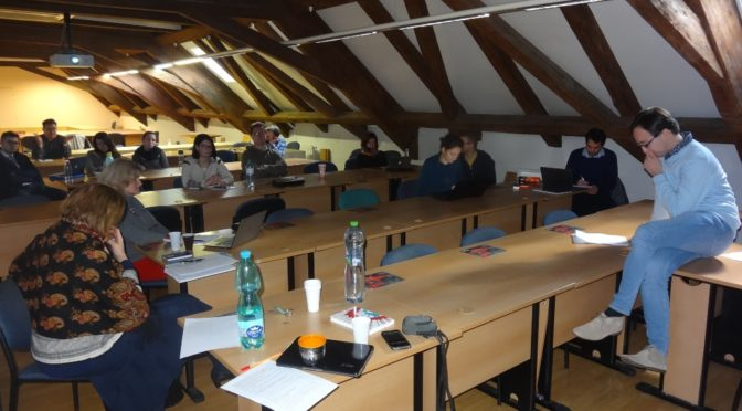 Workshops on Heritage and Identification