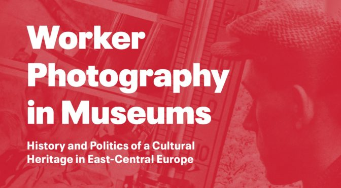 worker photography in Museums