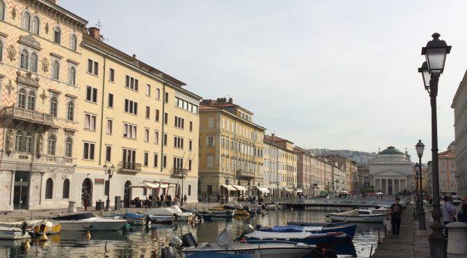 Trieste, ville frontière(s)