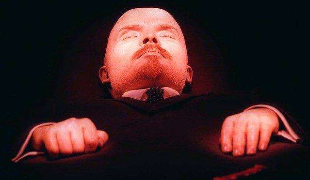 Lénine est mort! Vive Lénine!