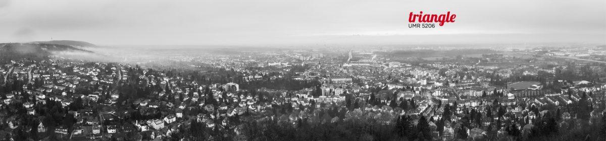 Carnet des études urbaines