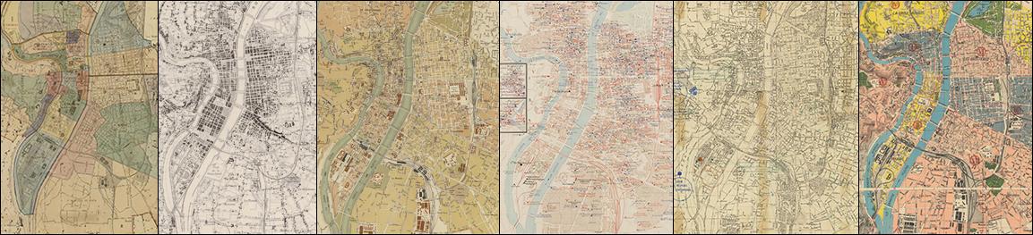Recherches en géohistoire sur Lyon