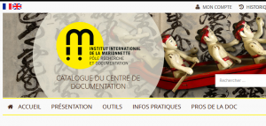 Catalogue en ligne de l'IIM