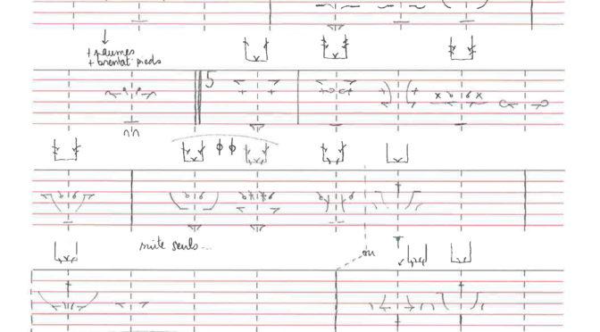 Écrire le mouvement : introduction à la notation de mouvement Benesh pour le cirque. Une initiation pour les artistes au Cnac (Formation Tout au Long de la Vie).