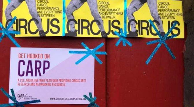 Premier séminaire CARP à Gand : «Sense and non-sense of Costumes in circus arts»