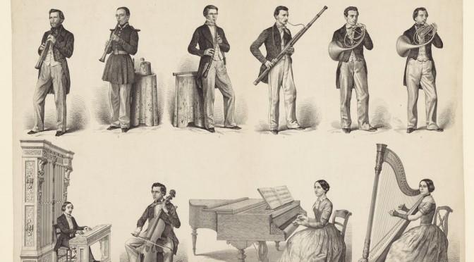 Séminaire de l'ANR «Histoire de l'enseignement de la musique en France au XIXe siècle (1795-1914)
