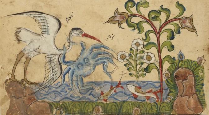 Tradition manuscrite et transmission iconographique : les manuscrits à peintures de Kalila wa Dimna à la Bibliothèque nationale de France