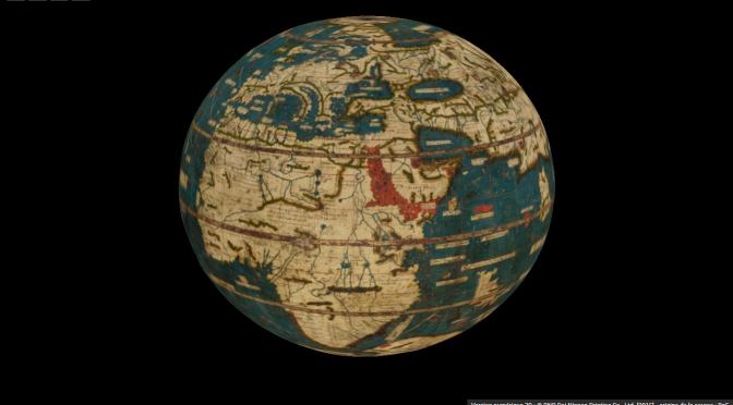 Les globes anciens conservés en France
