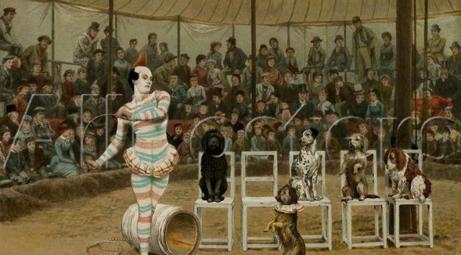 Quel cirque à la BnF ?