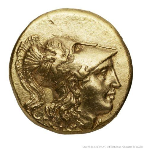 Monnaie de Macédoine. Sardes, Alexandre III le Grand : Statère