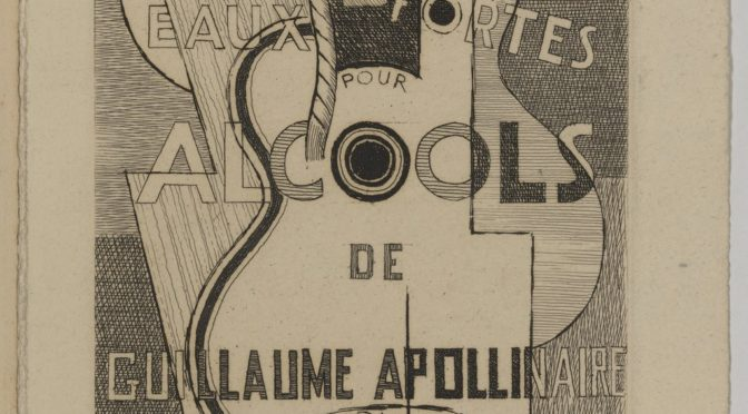 Parution : Alcools de Guillaume Apollinaire, illustré par Louis Marcoussis