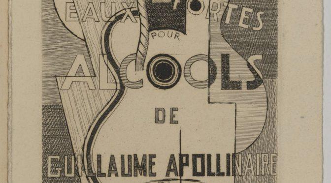 Parution : Alcools de Guillaume Apollinaire, illustré par Louis Marcoussis