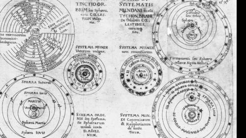 [Illustrations de Usus astronomicus planisphaerii stellati seu vice-globi coelestes...] / Jacob Bartsch,