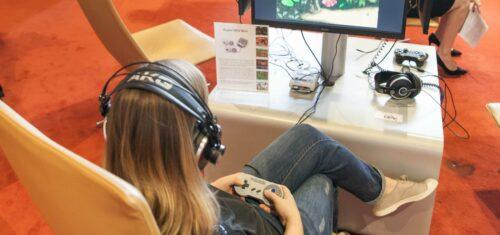 Jeux vidéos à la BnF - - Laurent Julliand / BnF