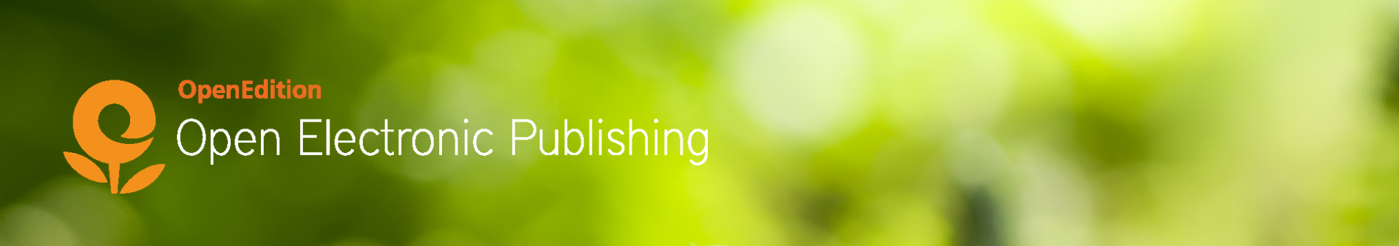 Open Electronic Publishing