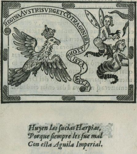 Libro de las honras 1603, Blatt 61 (http://bibliotecadigital.rah.es/dgbrah/es/consulta/registro.cmd?id=633)