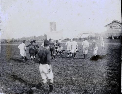 Football Maroc 1914-1918