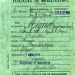 Livret militaire Joseph Miquel (27)