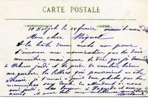 carte de Montanié