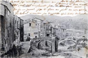 Lodève - Pont vieux du faubourg