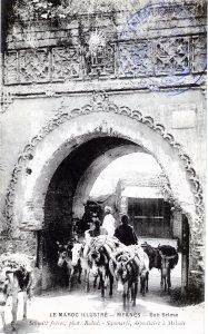 Maroc Meknès - Bab Brima