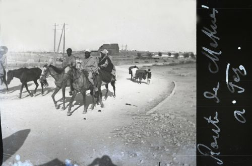 Route de Meknès à Fez (1)