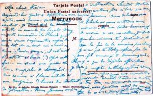 Maroc 1914