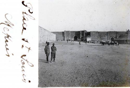 Place St Louis Meknès (1)