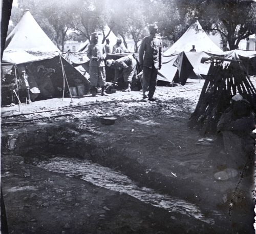 Maroc - Meknès 1915 - Photo © Joseph Miquel