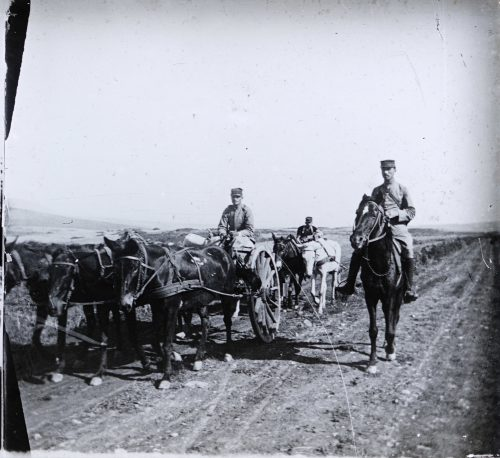 convoi de Volubilis - region de Meknes - photo© Joseph Miquel