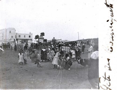 Fête des tourniquets - Maroc 1915-1916