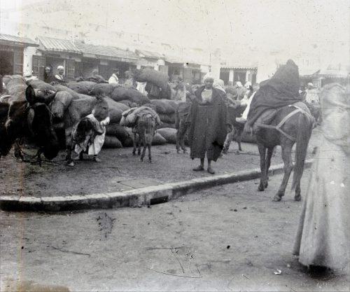 Maroc Marché au charbon (2)