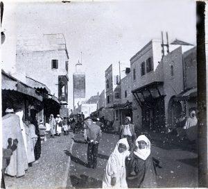 Rue El-kza - Rabat