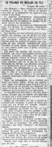 Petit parisien 26 avril 1912