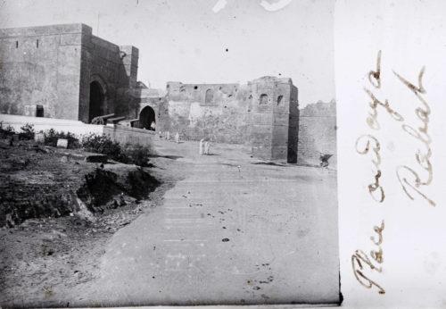 Place Oudaya Rabat