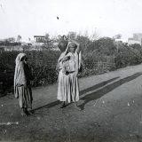 porteuse d'eau - Maroc 1915-1918 - Photo © Joseph Miquel