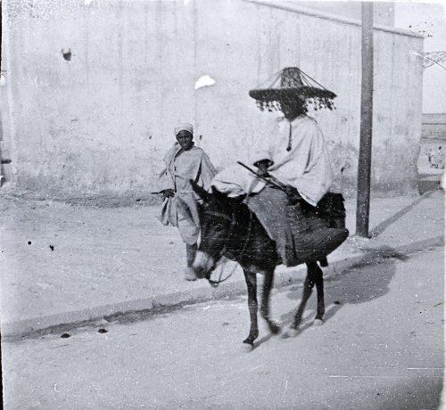 Maroc 1917 - Photo © Joseph Miquel