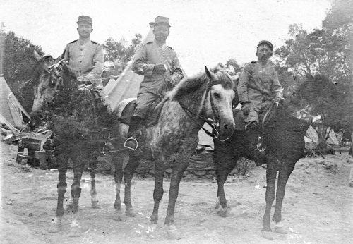 Maroc 1915 - Photo© Joseph Miquel