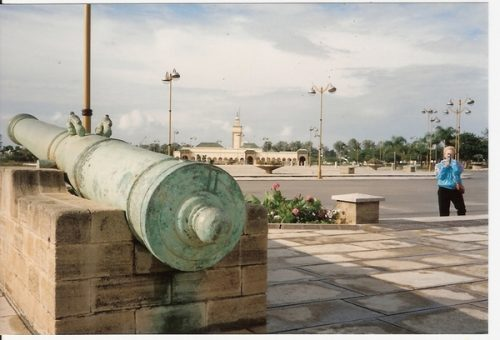 Rabat - canon portugais - 2014 - photo© André Langlois