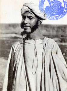 Marocain des Beni Meskine