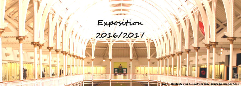 Événements 2016/2017 : Expositions