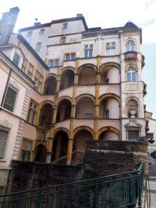 L'Hôtel Paterin ou Maison Henri IV ©Philippe Carry