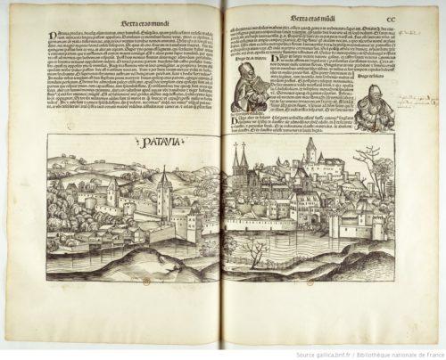 Chronique de Nuremberg, fol. 199v-200