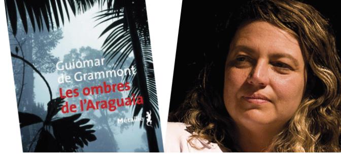 13 octobre – Rencontres avec l'écrivaine brésilienne Guiomar De Grammont